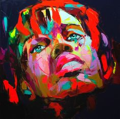 Francoise Nielly - Untitled