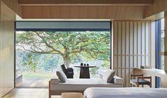 A Sleek Resort in a Japanese National Park Reinterprets Tradition - Dwell