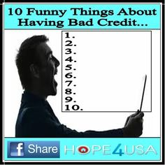 Image result for nothing funny about bad credit Free Credit Repair, Tool Kit, Jokes, Funny, Image, Husky Jokes, Memes, Funny Parenting, Funny Pranks