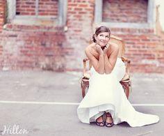 Downtown Bridal Portraits