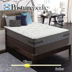 Sealy Posturepedic 174 Plus Series Ashton Cushion Firm Queen Mattress Set Pn Sale Costo For