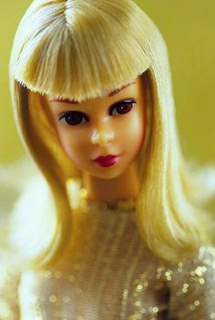 Francie is the younger cousin who rocked Barbie's world back in 1966.