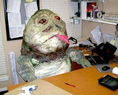 1000+ images about Star Wars Costume Ideas on Pinterest ... Jabba The Hutt Costume For Dogs