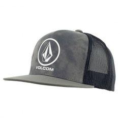 Volcom Mutt Cheese Hat grey casquette trucker tie and dye 35,00 € #volcom #volcomstone #casquette #caps #cap #hat #hats #skate #skateboard #skateboarding #streetshop #skateshop @PLAY Skateshop