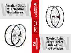 Win a wheelset of your choice with RedHub