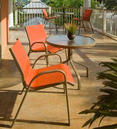 Seabreeze™ sling shown in the ever popular Dupioni Salsa fabric! By Windward Design Group a family owned and operated US manufacturer. Outdoor Chairs, Outdoor Furniture Sets, Outdoor Decor, Patio, Salsa, Popular, Group, Beautiful, Fabric
