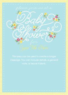 26 best baby shower e invitations images on pinterest invitation