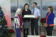 Are you celebrating a Christmas birthday? PM Justin Trudeau turns 44