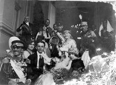 Wedding of Alexander I of Yugoslavia & Princess Marie of Romania