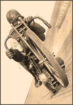 Board Track Racer
