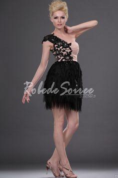 29486f1f60f Nouveau style une épaule Robe courte Party Dress  ROBECOCKTAIL0038  -  €112.65   Robe de Soirée Pas Cher