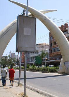 Ivory Avenue in Mombasa, Kenya