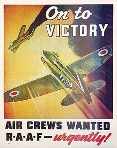 Image result for wwii airforce propaganda posters Ww2 Propaganda, Alternative Flooring, Australian Vintage, Ww2 Posters, Blood Of Christ, Aviation Art, World War I, Beautiful Eyes, That Way