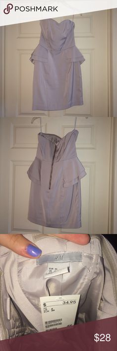 H&M Dress NWT Never worn size 6 H&M Dresses