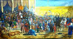 Maharaja Ranjit Singh Darbar , Sandhawalia, #jatrulers Sher Singh, Maharaja Ranjit Singh, Peaky Blinders Wallpaper, Tree Story, Indian Family, Golden Temple, India And Pakistan, Present Day, History