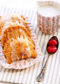 Mini Fried Fruit Pies