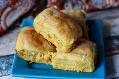 Sweet Potato Rolls #Rolls #Sweet Potato #justapinchrecipes