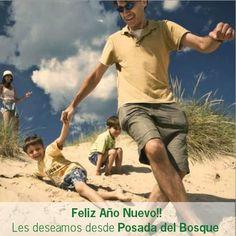 Les deseamos un 2017 lleno de risas y rodeados de las personas que mas queremos!. Que tengan un comienzo de año muy feliz!.  #añonuevo #verano2017 #posadadelbosque #amocarilo #amolaplaya #amoelbosque