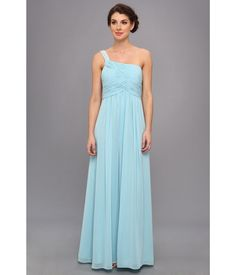 Light and airy chiffon dress with an exquisitely ruched and lattice-weaved bodice.. Rhinestones se...
