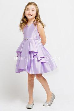 $76.31-Beautiful Split Knee-Length Split-Front Beaded Satin Flower Girl Dress. http://www.ucenterdress.com/split-knee-length-split-front-beaded-satin-flower-girl-dress-with-sash-pMK_401276.html. Shop for best flower girl dress, baby girl dress, girl party dress, gowns for girls, dresses for girl, children dresses, junior dress, pageant dresses for girls We have great 2016 fall Flower Girl Dresses on sale. Buy Flower Girl Dresses online at UcenterDress.com today! #flowergirldress