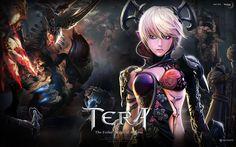 Tera Online Video Game Wallpaper HD Free