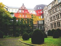 #berlin #architecture #autumn