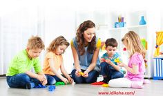day care is the care of a child during the day by a person other than the child's legal guardians, typically performed by someone outside the child's immediate family. http://goo.gl/JcSynd