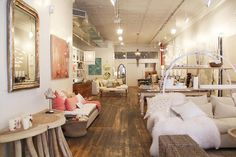 If you're redecorating and in search of inspiration, visit our boutiques and explore our Maison and Decor collection.