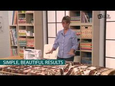 Cindy Seitz-Krug - HM - Bed Quilts - Traditional - AQS QuiltWeek - Phoenix 2014 - YouTube
