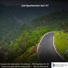 Isn't the drive to a hill station invariably spectacular? What are your #DrivingJoys?
