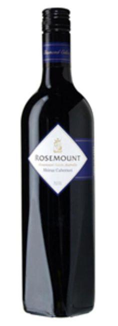 Rosemount Shiraz/Cabernet Blend, $8