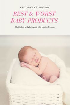 Best and worst baby products- what you should not waste money on as a new mom! #mompicks #newborn #2018 #amazon #bestbabyproduct #worstbabyproduct #newmom #babyproducts #reviews
