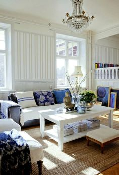 Laurel Bern shares her list of great shades of white paint (mostly by Benjamin Moore) and some she recommends avoiding...the best shades of white paint...