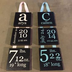 Custom / Personalized Wood Block Home Decor by 417designsIA