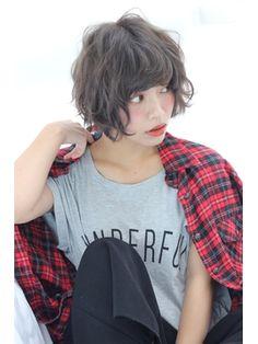 【felicita岡本店】ゆるふわホイップボブ★スモーキーグレージュ - 24時間いつでもWEB予約OK!ヘアスタイル10万点以上掲載!お気に入りの髪型、人気のヘアスタイルを探すならKirei Style[キレイスタイル]で。