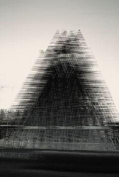 Triangulation   #geometric #experimental #photography