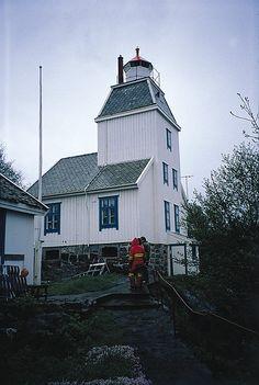 Stavseng lighthouse in Kragerø - Norway