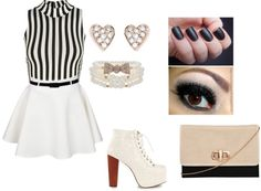 """""""Outfit."""" by oxcathyxo ❤ liked on Polyvore"""