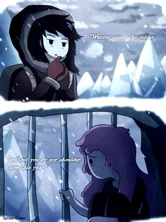 Adventure time (The quote is from Heartbreak and Seance by Cradle of Filth) Adventure Time Quotes, Adventure Time Marceline, Cartoon Network Adventure Time, Adventure Time Anime, Vampire Comic, Marceline And Bubblegum, Adventure Time Wallpaper, Shadow People, Princess Bubblegum