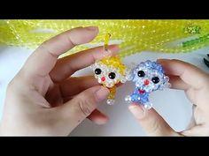 水晶串珠 猴子 款式1 - YouTube