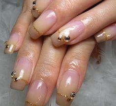 Nudie nail