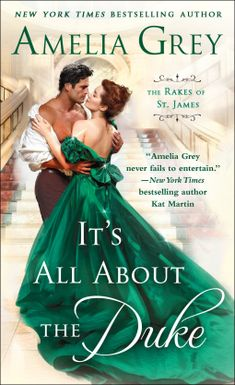 "Laste Ned eller Lese På Net It's All About the Duke Bok Gratis PDF/ePub - Amelia Grey, ""A master storyteller.""— Affaire de Coeur Nearing thirty, the Duke of Rathburne is finally ready to make amends. Historical Romance Authors, Historical Fiction, Amelia Gray, Romance Novel Covers, Book Cover Art, Book Covers, Book Art, Great Books, Bestselling Author"