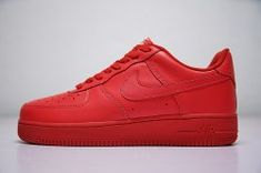 sports shoes 50fcd 3c75d Men s Nike Air Force 1 Low  07 Red AH6512-9912 Boys Casual Shoes Sneakers