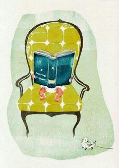 Baby Reader - by Masako Kubo