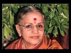 MS Subbulakshmi - Sri Chamundeshwari (Raga-Bilahari) - Mysore Vasudevach...