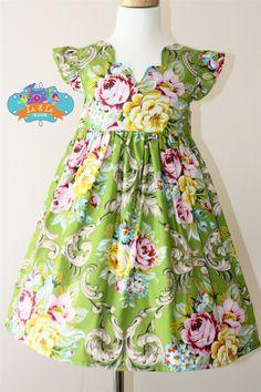Girls handmade princess dress size 4