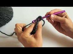 Γγρ│ LA DEMI BRIDE - Crochet - Faire des demi-brides - Tutoriel