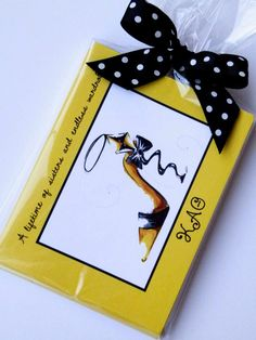 handmade+bow+and+shoe+card | Kappa Alpha Theta Shoe Cards by sarahjanefashion on Etsy