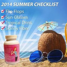 Are you ready for swimsuit season?? —Skip getting that large soda a day and that will pay for the Skinny Fiber… Get YOUR Skinny on!! All Natural, No stimulants, No fake food, No crazy shakes, and a 30 day empty bottle money back guarantee!  START LIVING YOUR LIFE - MAKE YOUR HEALTH A PRIORITY - ORDER YOUR SKINNY FIBER HERE -  http://BeSkinny2.sbcspecial.com/?source=all  To become a distributor or for a free tour, start here=> http://BeSkinny2.SBCMovie.com/?source=all