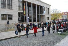 Ames - conmemorouse o Día contra a Violencia de Xénero | SantiagoyComarca
